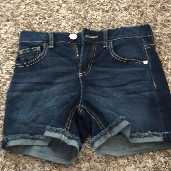Other - justice dark blue shorts